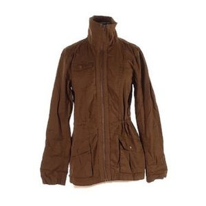 Ashley 26 Intl Small Brown Utility Field Jacket